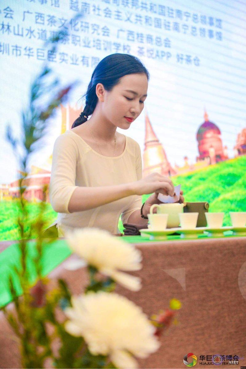 Chuyên gia Trần Thanh Trang áp dụng được nhiều bài học từ văn hóa trà đạo đến cuộc sống thường ngày